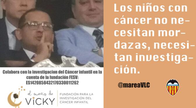 """MIGUEL ZORÍO: """"HOY INICIAMOS UNA CAMPAÑA DE RECAUDACIÓN DE FONDOS PARA LA FUNDACIÓN EL SUEÑO DE VICKY"""""""