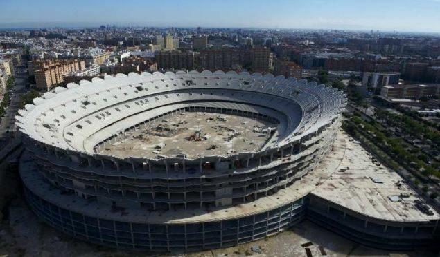 La ATE del Valencia CF. con el Ayuntamiento y la Generalitat es un contrato de facto con Meriton, empresa radicada en un paraíso fiscal